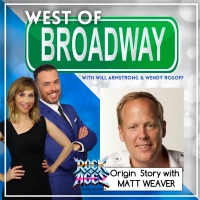 Podcast: West of Broadway- The ROCK OF AGES Origin Story with Matt Weaver Photo