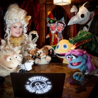 New Virtual Puppet Theatre 'Pop Up Palladium' Launches to Support Puppeteers Across t Photo