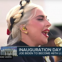 VIDEO: Lady Gaga Performs the National Anthem at President Joe Biden's Inauguration Photo