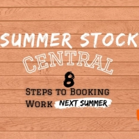 Student Blog: Summer Stock Central: Step #5 | Master The Self-Tape Photo