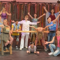 BWW Review: GODSPELL at Des Moines Playhouse: An Energetic Reimagining of a Classic S Photo