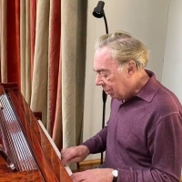 VIDEO: Andrew Lloyd Webber Plays 'Bad Cinderella' as This Sunday's Singalong Photo