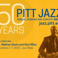 50th Annual Pitt Jazz Seminar Celebrates With A Virtual Celebration Of Dr. Nathan Dav Photo