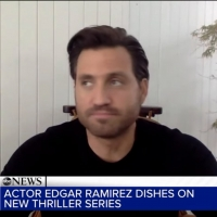 VIDEO: Edgar Ramirez Talks New Thriller on GOOD MORNING AMERICA Photo