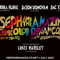 Linzi Hateley Will Return as The Narrator at Some Performances of JOSEPH AND THE AMAZ Photo