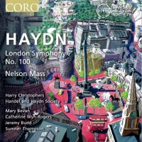 Handel And Haydn Society Releases Live Recording 'Haydn Masses Vol. 2' Photo