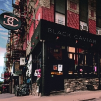 Black Caviar Drop 4-Track EP 'Rivington & Ludlow' Photo