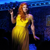 BWW Review: ALEXIS MICHELLE Makes Her Mama Proud With PRIDE AT 54 at Feinstein's/54 B Photo