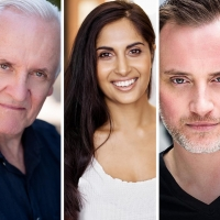 Tony Llewellyn-Jones, Vidya Makan And Hayden Tee Featured In BUMPWELL MANOR Photo