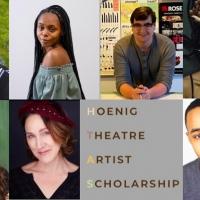 Hoenig Theatre Artist Scholarship Announces Summer Scholarship Recipients