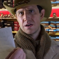 VIDEO: Santino Fontana Sings the Tale of 'The Other Christmas Shoes' Photo