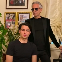VIDEO: Andrea and Matteo Bocelli Perform 'Fall On Me' Video