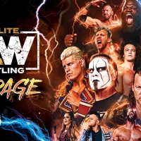 AEW's Biggest Stars Take Their Feuds to Friday Nights as AEW: RAMPAGE Debuts