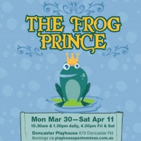 Playhouse Pantomimes Brings THE FROG PRINCE To Doncaster Photo