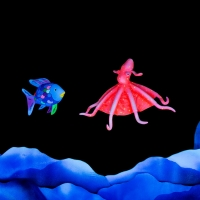Family Puppet Show THE RAINBOW FISH Announced At The Center For The Arts Photo