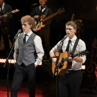 BWW Review: THE SIMON & GARFUNKEL STORY  at The National Theatre Photo