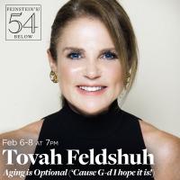 Tovah Feldshuh Returns to Feinstein's/54 Below This February Photo