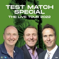 Jonathan Agnew To Join Test Match Special Tour Photo