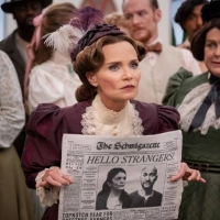VIDEO: Kristin Chenoweth Channels Harold Hill in an Impressive New Musical Clip from  Photo