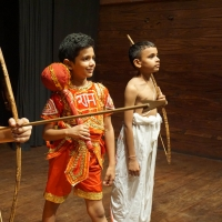 Akshara Theatre Presents RAMA'S STORY