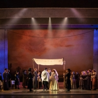 BWW Review: FIDDLER ON THE ROOF at the Eccles Theater Has a Stark Elegance Photo