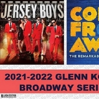 JERSEY BOYS, THE BAND'S VISIT, COME FROM AWAY & More Announced For Lied Center 's 202 Photo