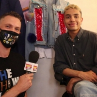 VIDEO: Catching Up with Noah Thomas from EVERYBODY'S TALKING ABOUT JAMIE! Photo
