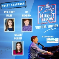 VIDEO: Watch the Latest Episode of Joshua Turchin's THE EARLY NIGHT SHOW With Ava-Ri Photo