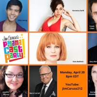 Catch Kate Baldwin, Telly Leung & More On Upcoming PAJAMA CAST PARTY Photo