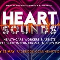 Healthcare Workers and Artists Celebrate International Nurses Day With HEART SOUNDS Photo