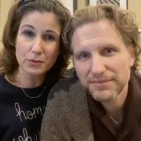 VIDEO: Watch Stephanie J. Block & Sebastian Arcelus Croon 'Help Is on the Way' Photo