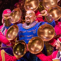 Korie Lee Blossey of ALADDIN National Tour