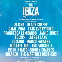 Ibiza Spirit In Cancun Announces Black Coffee, The Martinez Brothers, Francesca Lomba Photo