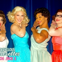 THE MARVELOUS WONDERETTES to be Presented at Riverside Center Photo