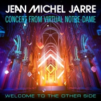 Jean-Michel Jarre Welcomed 2021 to 75 Million Viewers With Multi-Media VR Concert Photo