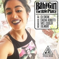 BabyGirl Releases Single 'The Rite Place' Photo