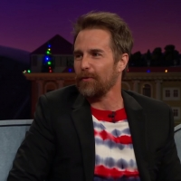 VIDEO: Sam Rockwell Reveals The Key to Playing Bob Fosse on THE LATE LATE SHOW Photo