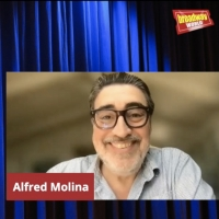 VIDEO: Alfred Molina Visits Backstage LIVE with Richard Ridge- Watch Now! Photo