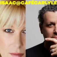 Isaac Mizrahi Announces Justin Vivian Bond As Guest For Final Show Of Virtual Café Carlyle Photo