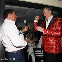 Photo Coverage: Rob Russell Returns to the Pelican Cafe Cabaret
