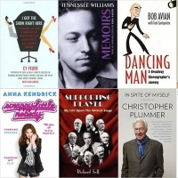 Broadway Books: 10 MORE Theatre-Themed Memoirs to Read While in Isolation Photo