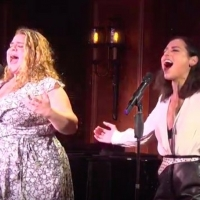 VIDEO: Bonnie Milligan and Natalie Walker Belt Out 'Let Me Be Your Star' From SMASH! Video