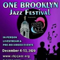 ONE BROOKLYN JAZZ FESTIVAL Begins December 4 Photo