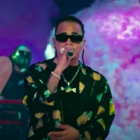 VIDEO: Ozuna Performs 'Caramelo/Mamacita' Medley on THE TONIGHT SHOW Photo