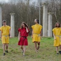 Les Agamemnonz Share New Single 'Artemis' Photo