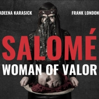 Frank London & Adeena Karasick to Release SALOME: WOMAN OF VALOR Photo