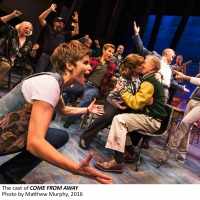 COME FROM AWAY to Commemorate Anniversary of 9/11 With GMA Performance & Release of C Photo