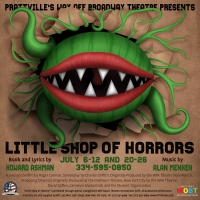 Prattville's Way Off Broadway Theatre Re-Opens July 6 With LITTLE SHOP OF HORRORS Photo