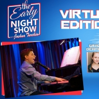 VIDEO: New Episode Of Joshua Turchin's THE EARLY NIGHT SHOW Virtual Edition Released