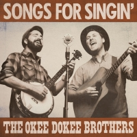 GRAMMY-Winning The Okee Dokee Brothers Release 'Hope Machine' Photo